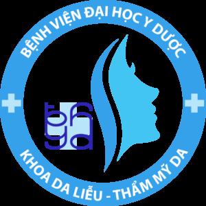 Logo khoa da liễu bệnh viện đại học Y Dược TPHCM