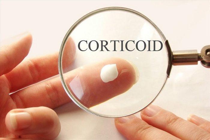 chữa trị bệnh eczema bằng Thuốc mỡ corticosteroid