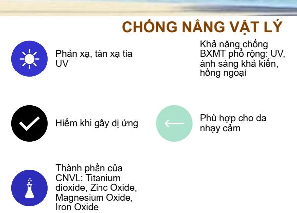Chống nắng vật lý theo bài giảng bác sĩ da liễu Lê Thái Vân Thanh